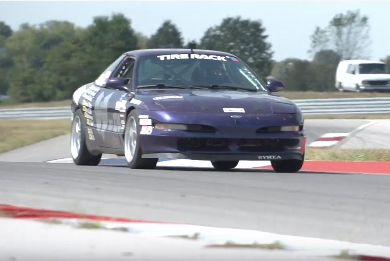 """Underdog, The Story: The """"Cold Lotion"""" Ford Probe, From KOTH Beater To Actual Race Rat!"""
