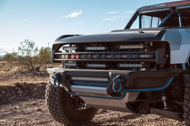 Unveiled: Ford Bronco R Baja 1000 Prototype – And It's Going To Baja Later This Month!