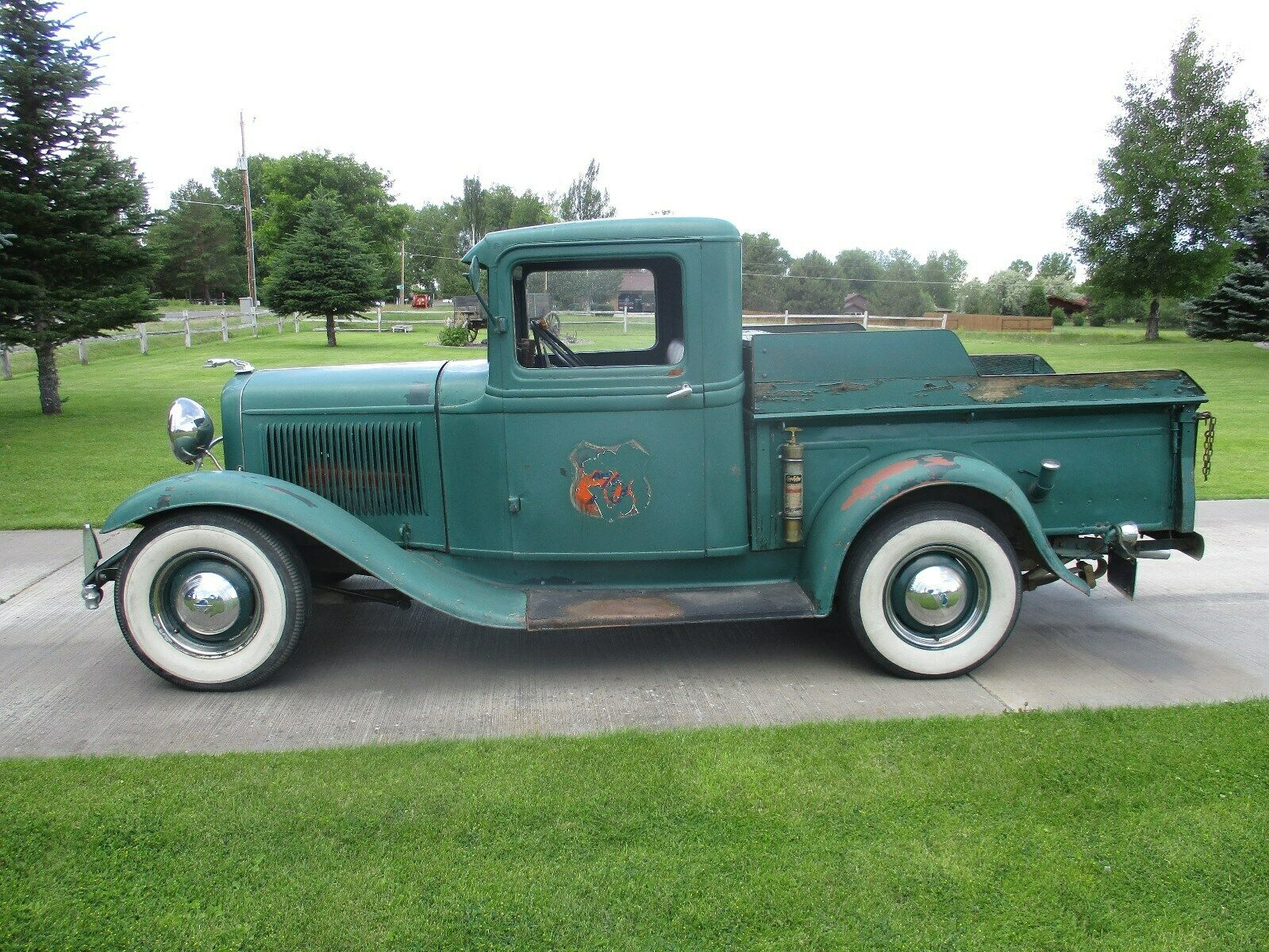 Found: This 1932 Ford Truck Is An Old School California Hot Rod That Likely Hauled Stuff To Bonneville!