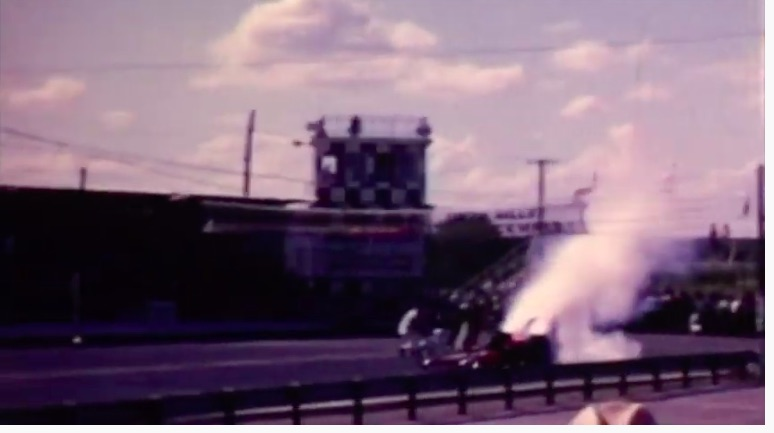 Historic Drag Video: NHRA Greatness At Green Valley Raceway In Texas Circa 1965