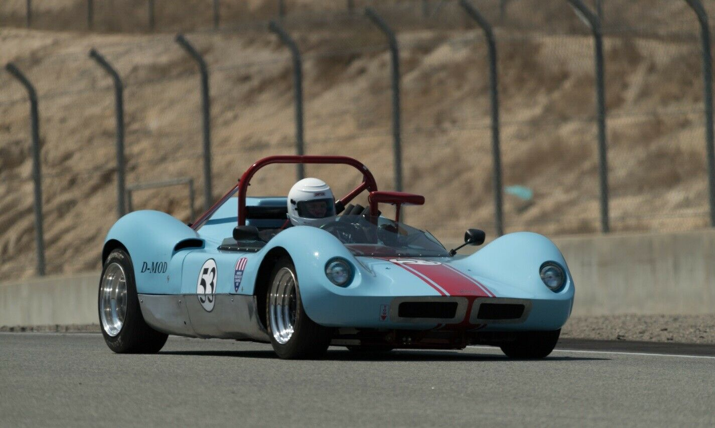 Buy It: The 1965 Koch Special Is An Incredible Window Into The Era Of Homebuilt American Sports Race Cars
