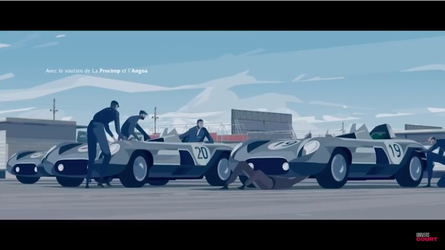 Amazing Watch: This Animated Film About The 1955 Le Mans Disaster Is Artistic, Beautiful, and Crushingly Sad
