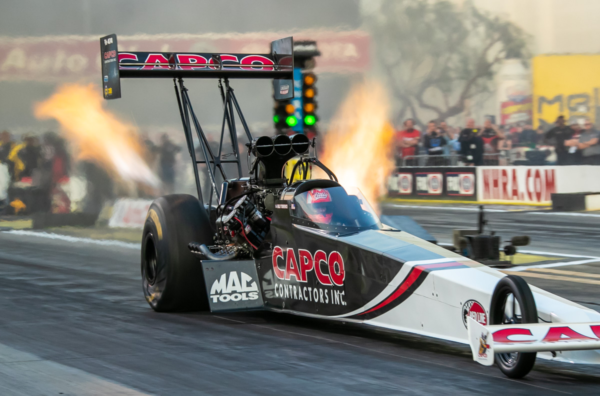 NHRA's World Finals In Pomona Were Crazy And We've Got The Photos! Champs Crowned, Punches Thrown!
