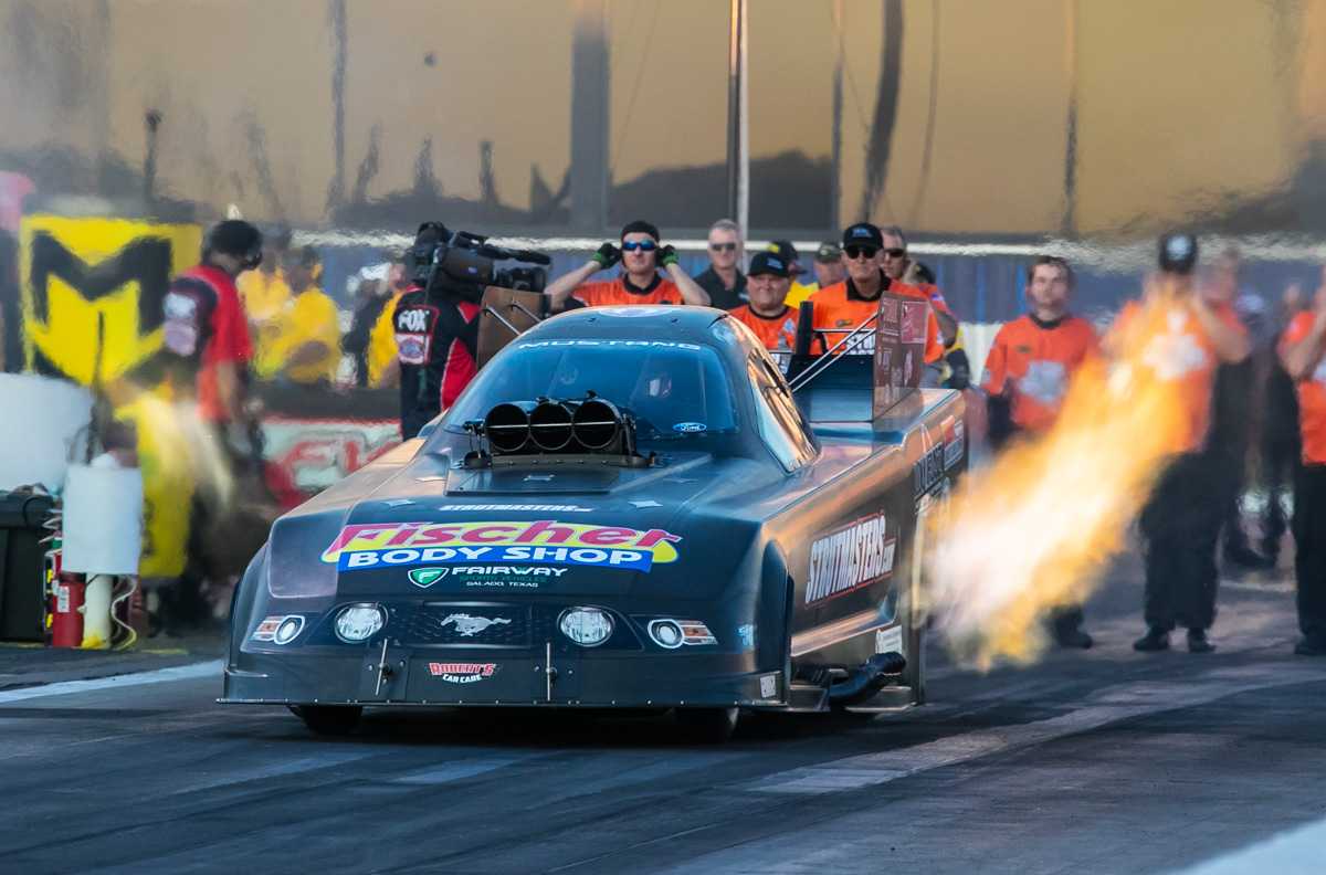 NHRA Mello Yellow Drag Racing Coverage From Pomona's World Finals Continues!