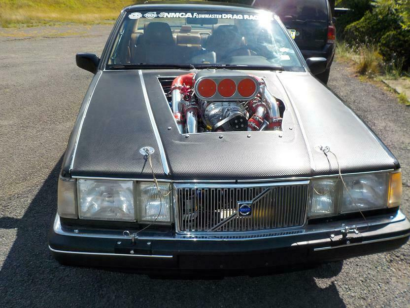 Pressure Building: Four Turbochargers And One Blower – This Volvo Will Run!