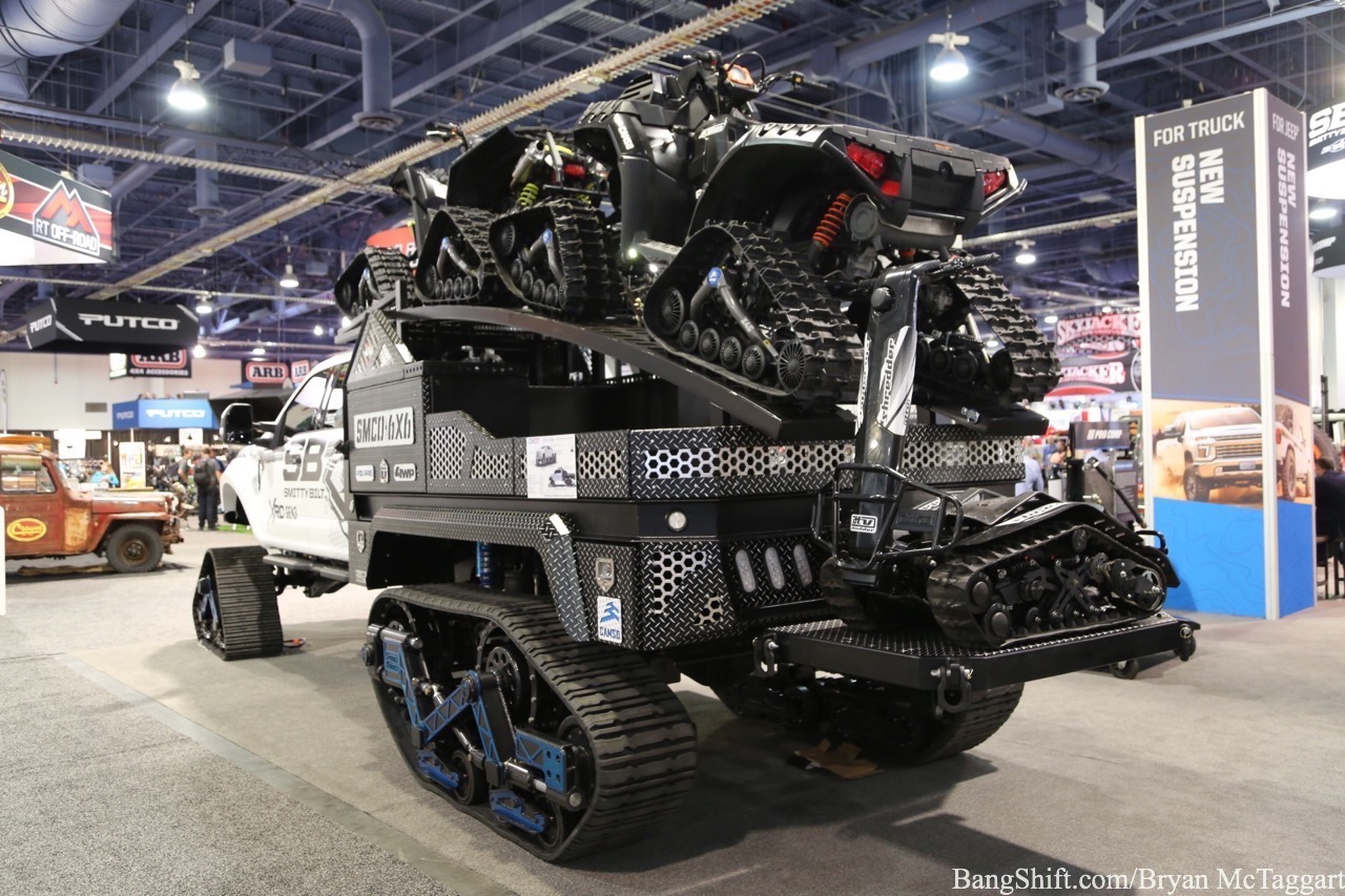 SEMA 2019 Gallery: Trucks And Campers, Plus More Eye Candy