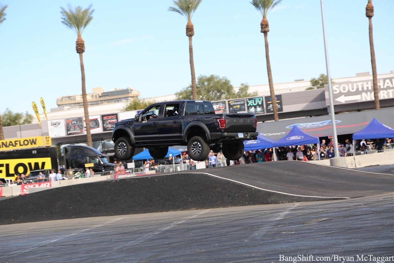 2019 SEMA Show Gallery: Flying Raptors, An Annual Tradition!