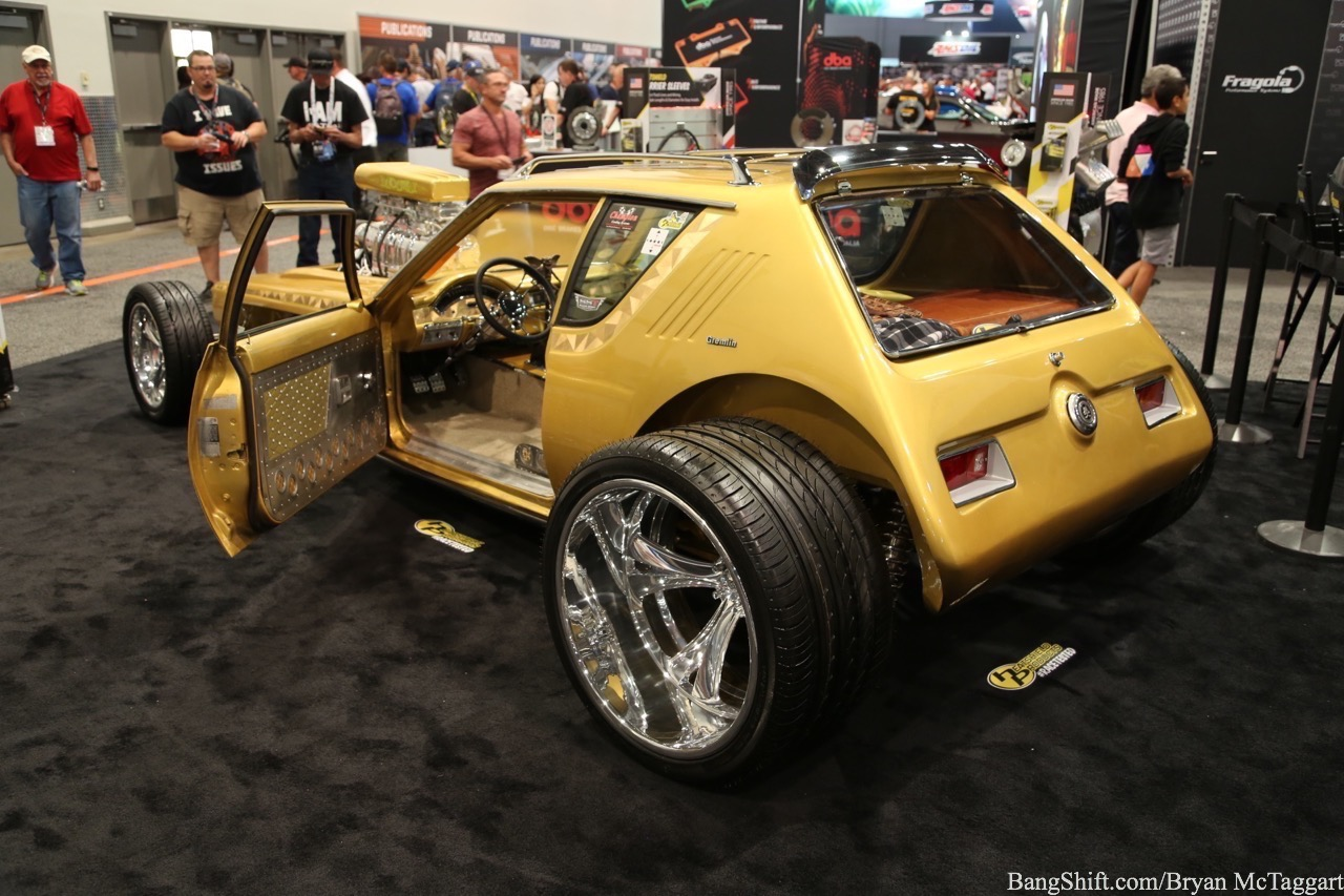 SEMA 2019 Gallery: Welcome Back To Automotive Overload!