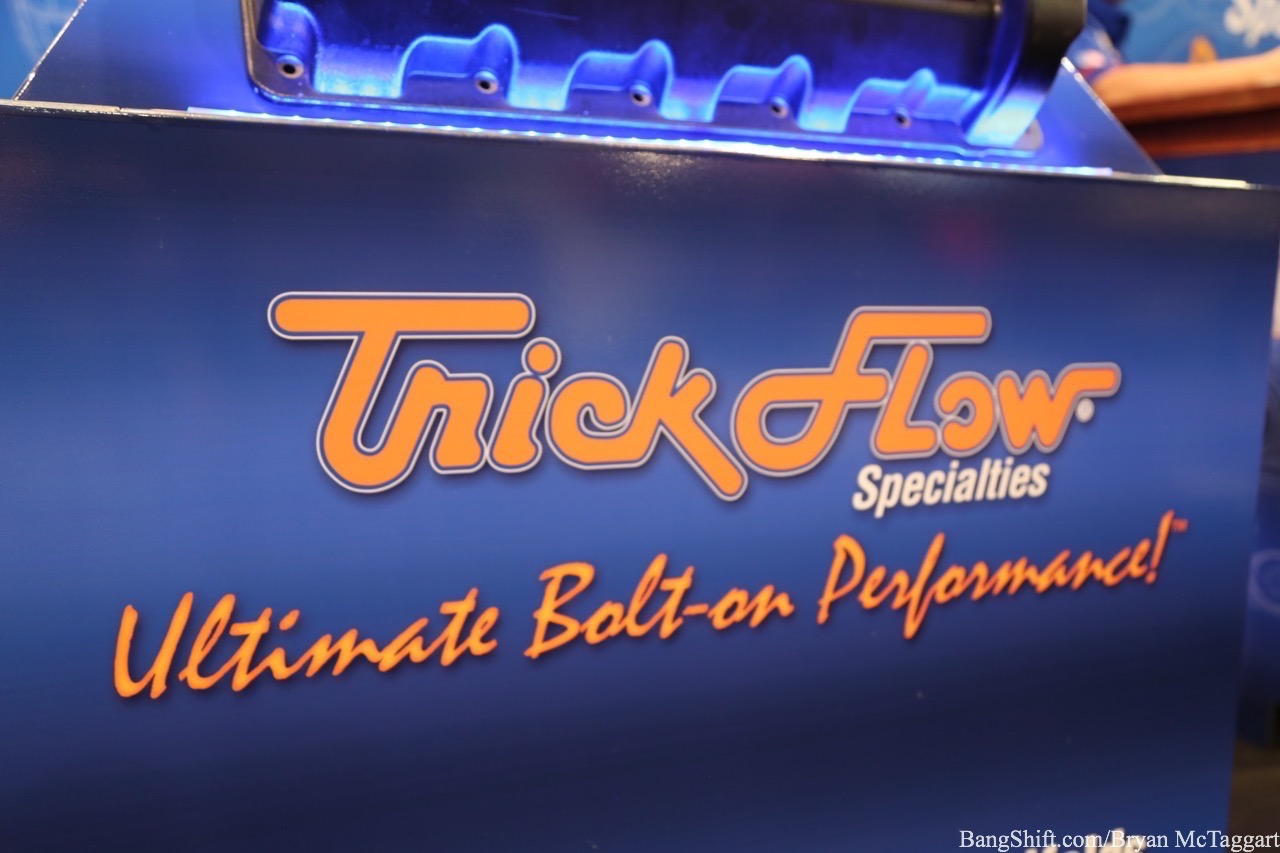 SEMA 2019: The New Items From Trick Flow – Chevrolet, Ford And Mopar Goodies!