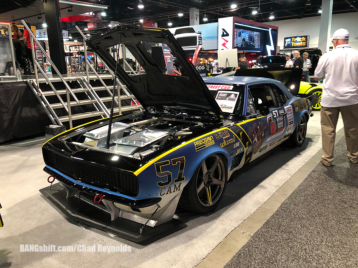 Our SEMA Show Coverage Continues Right Here! More Photos.