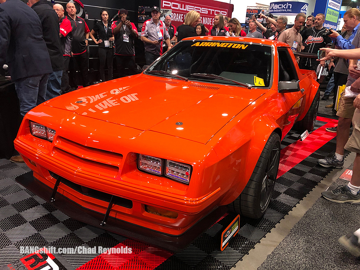 If You've Missed Any Of Our SEMA Show Photo Coverage, Then Check Them All Out Here!