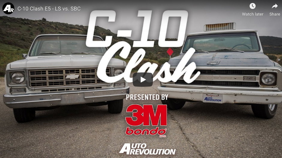 The C10 Clash Continues! C-10 Clash E5 – LS vs. SBC, Which One Is Better?
