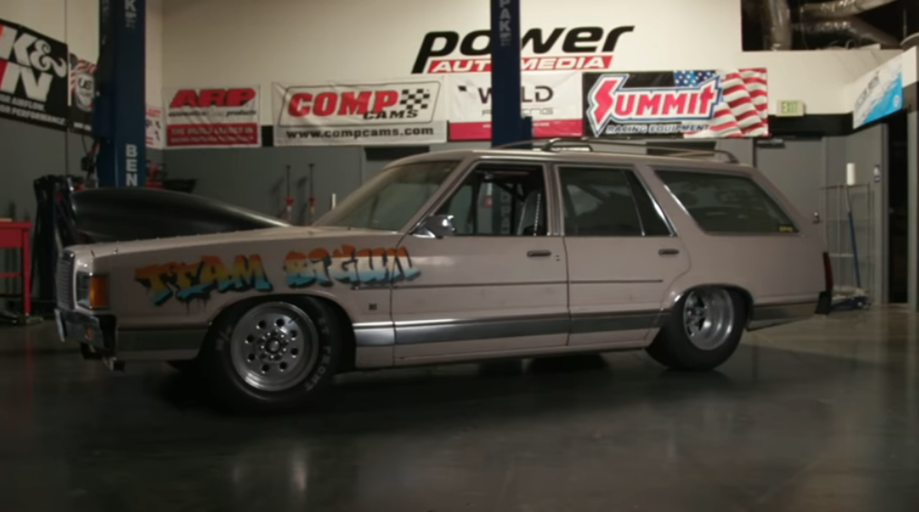 Check Out The American Teams From The $10k Drag Shootout! Granada, Mustang, And Cutlass Oh My