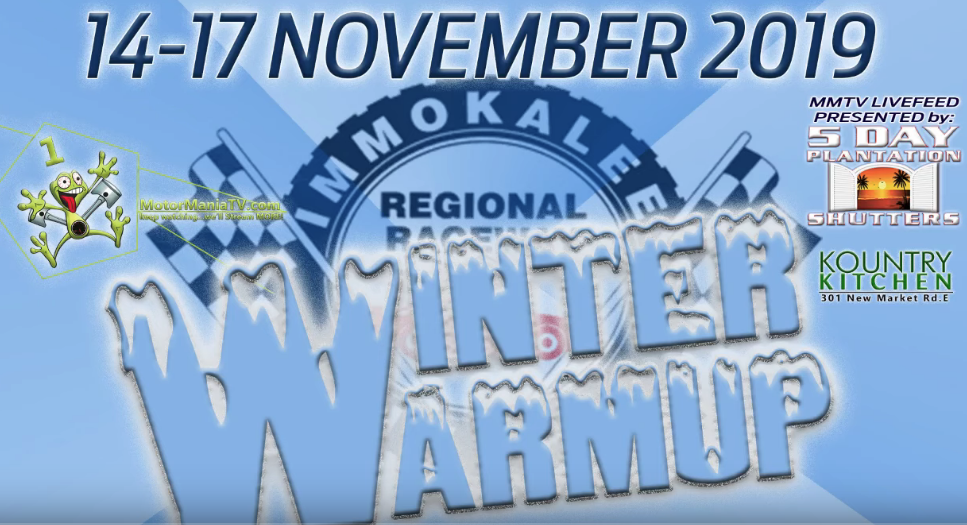 The Immokalee Winter Warmup Drag Race LIVE Right Here! FREE LIVE STREAMING VIDEO