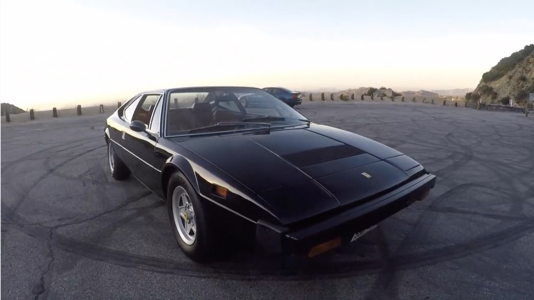 Morning Symphony: 1976 Ferrari 308 Dino GT4 – Practical Mid-Engined Sweetheart