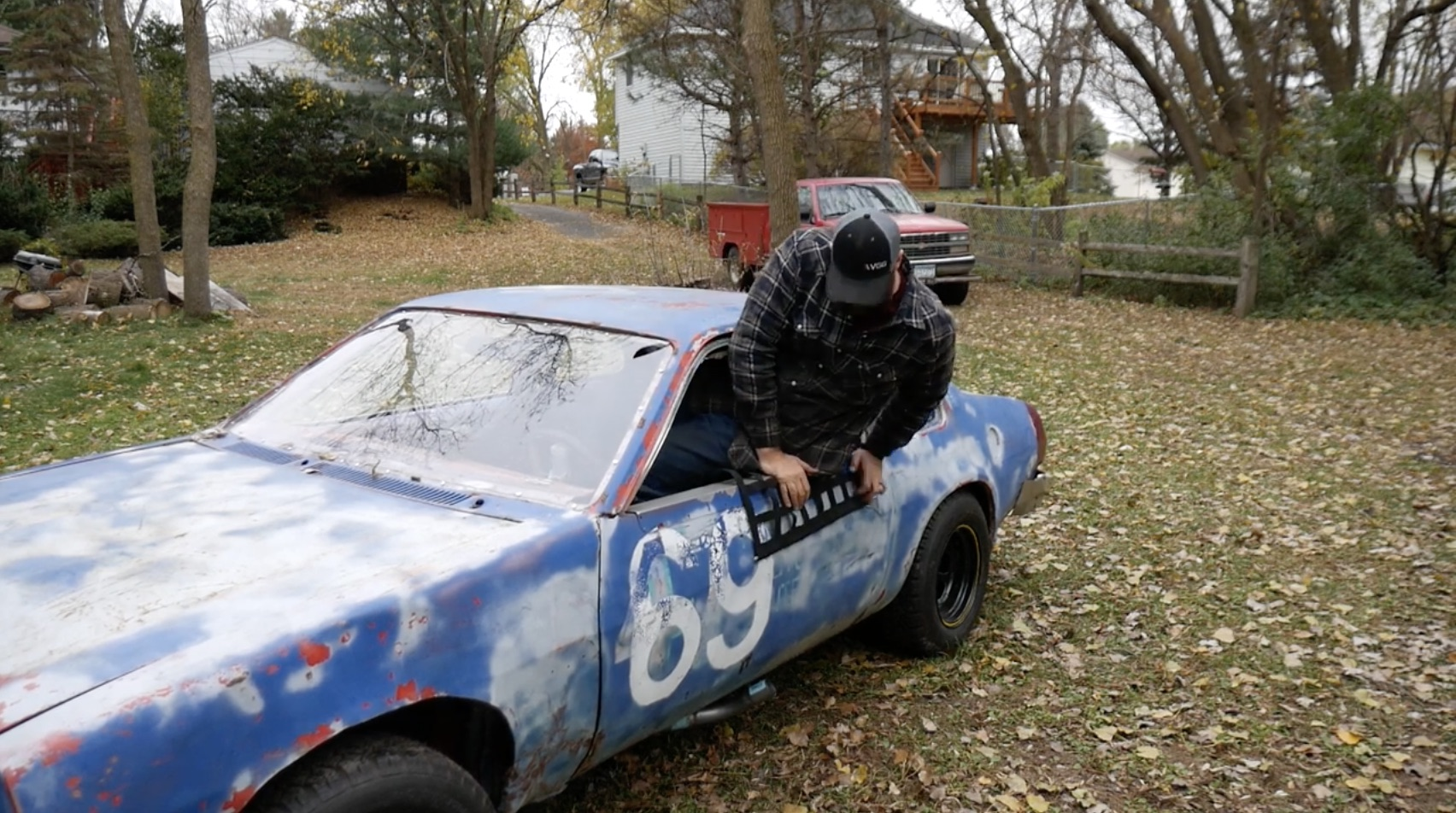 Cheap Race Car Equals Happiness: Prepping A Monza For Legal Racing!