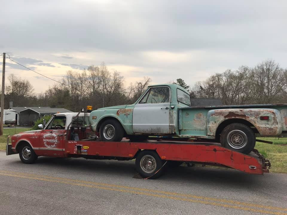 BangShift Project Files: 1968 Chevrolet C10 Stepside – Daughter's First Truck