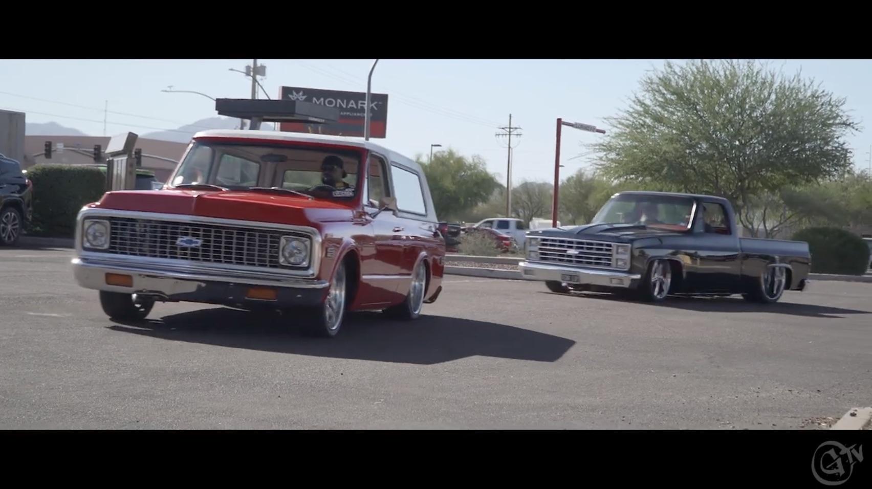 Dino's Git Down 2019: The Floodgates Of Killer GM Trucks Was Wide Open In Arizona!