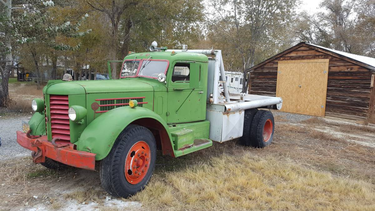 Vintage Truck Project Perfection: This 1946 Federal Truck Is All There And Begging For A Restoration