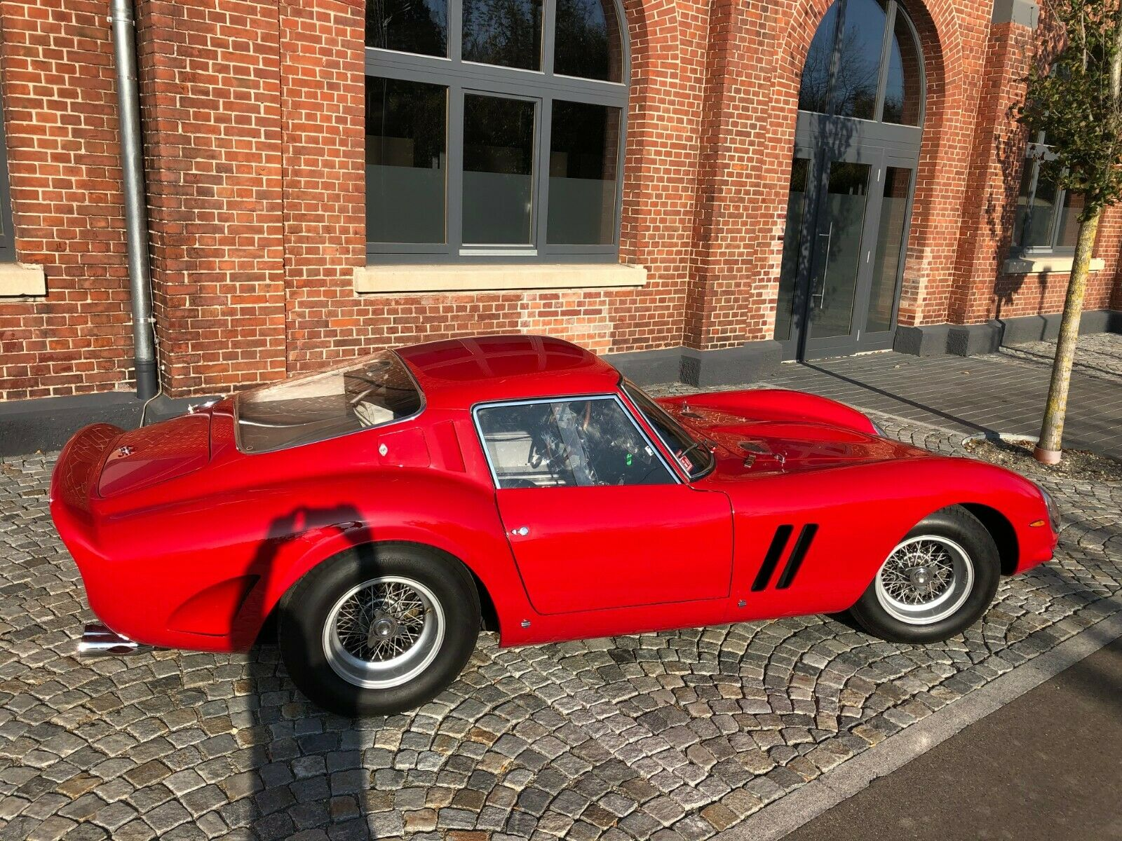 Million Dollar Baby: This Ferrari 250 GTE/GTO Reconstruction Is An Interesting Piece Of History