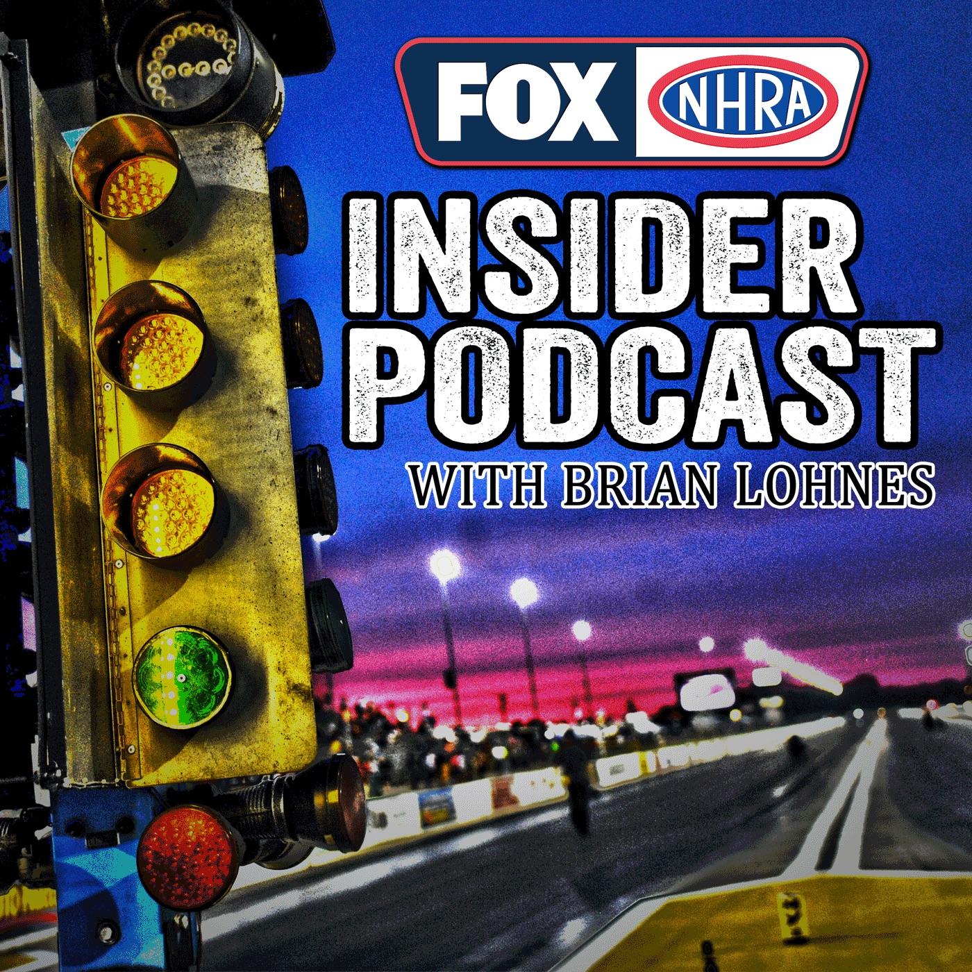 NHRA Insider Podcast: NHRA Finals TV Crew Bonanza – Championship Picks From The NHRAonFOX Team!