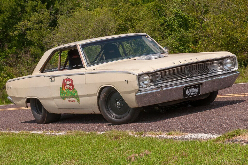 "Money No Object: The ""Shart Cat"" Dodge Dart – The Other Hellcat Hemi Classic Build!"