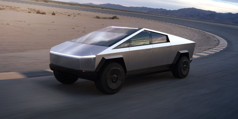 Unveiled: Tesla Cybertruck – Who Ordered The DeLorean Crossover?