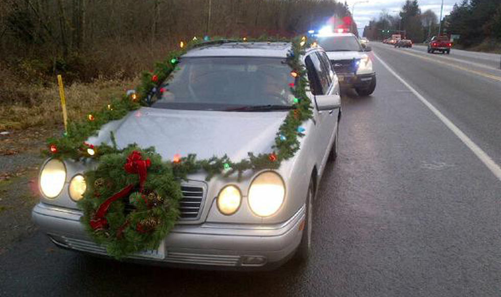 Unhinged: Holiday Traffic And The Angry Human Being