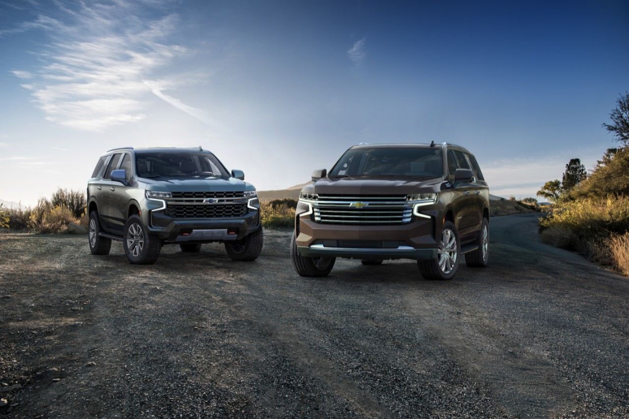 Unveiled: 2021 Chevrolet Tahoe and Chevrolet Suburban: Independent Rear Suspensions, Diesels, And Another Lease On Life!