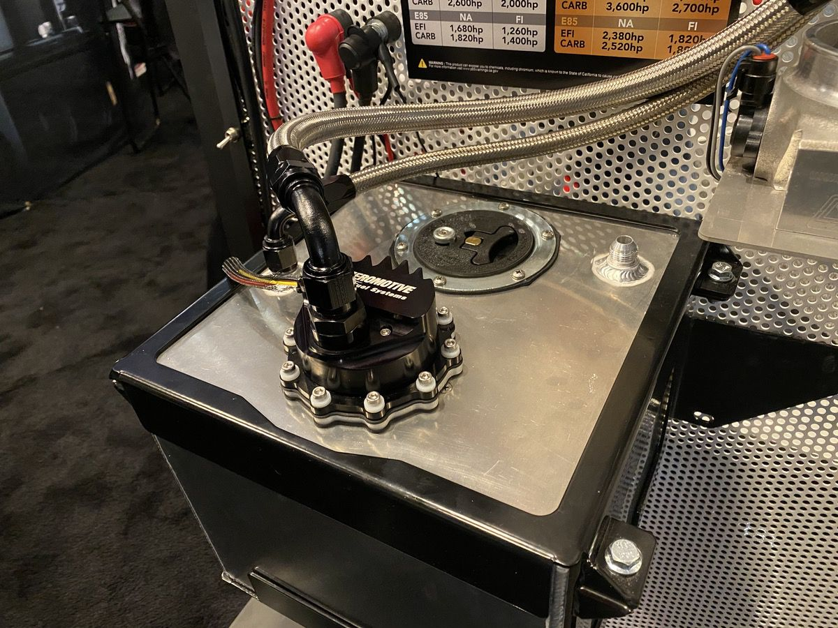 The Beast: Aeromotive Unleashes 10-Gallon Per Minute Brushless True Variable Speed Electric Fuel Pump – Supports 6,900hp