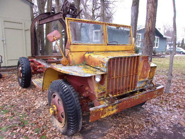 Buy The Burma Jeep: This Old Bomb Service Burma Jeep Is Mostly There, Is Pretty Rare, and Would Be A Fun Project