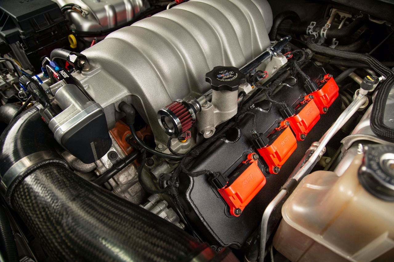 Crack Open The 3G Hemi Program With Parts And Pieces From Holley!