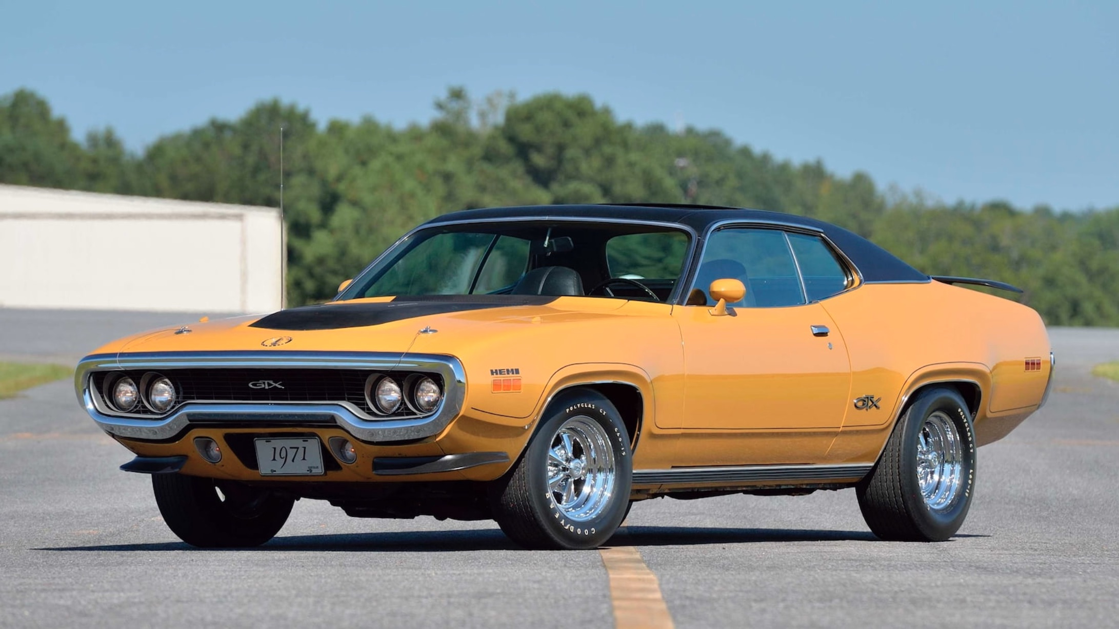 Money No Object: 1971 Plymouth GTX Hemi – The Most Expensive Hemi-Powered Car Sold New
