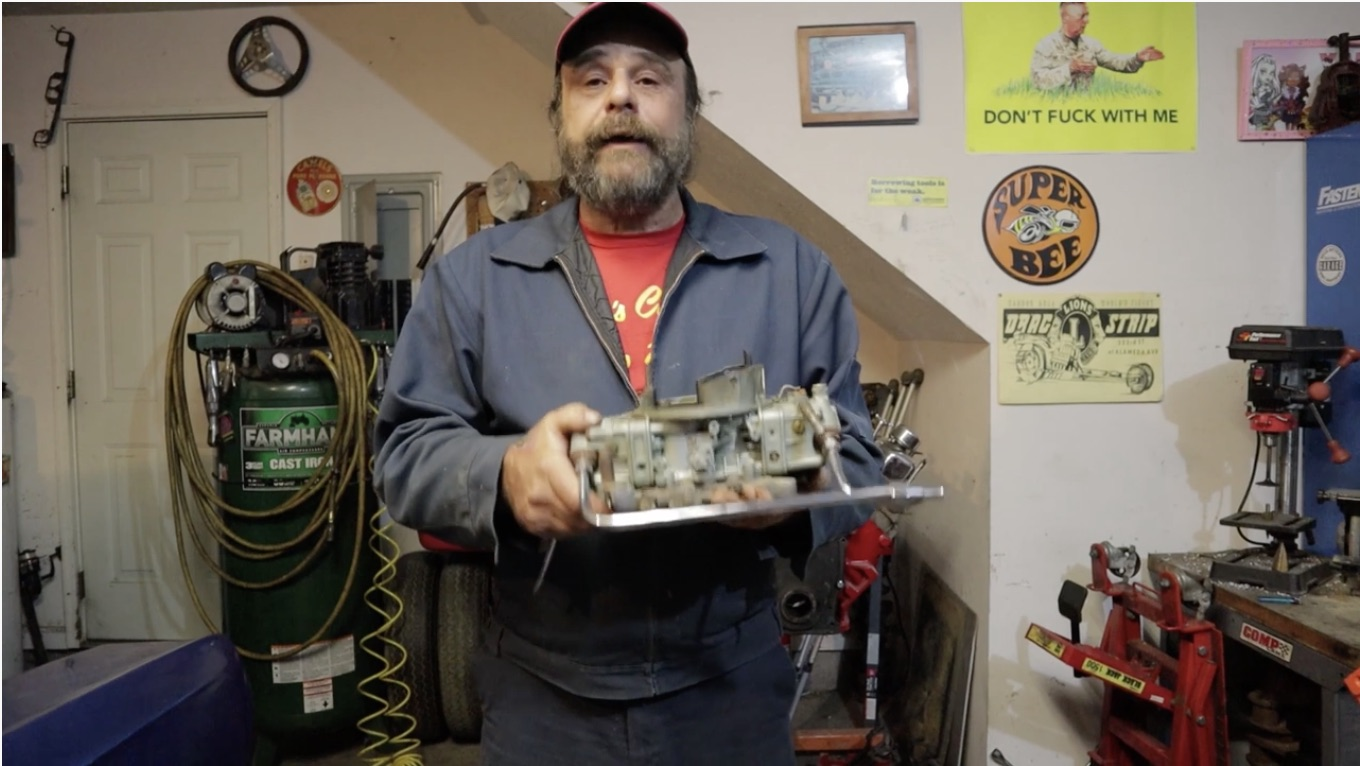 Back To Basics: The Ins And Outs Of The Four-Barrel Holley With Uncle Tony!