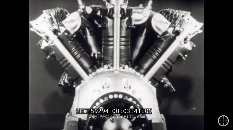 Old Tech: This 1940 Video About WWII Piston Aircraft Engines Is Awesome – Internal Engine Tech, History, More!