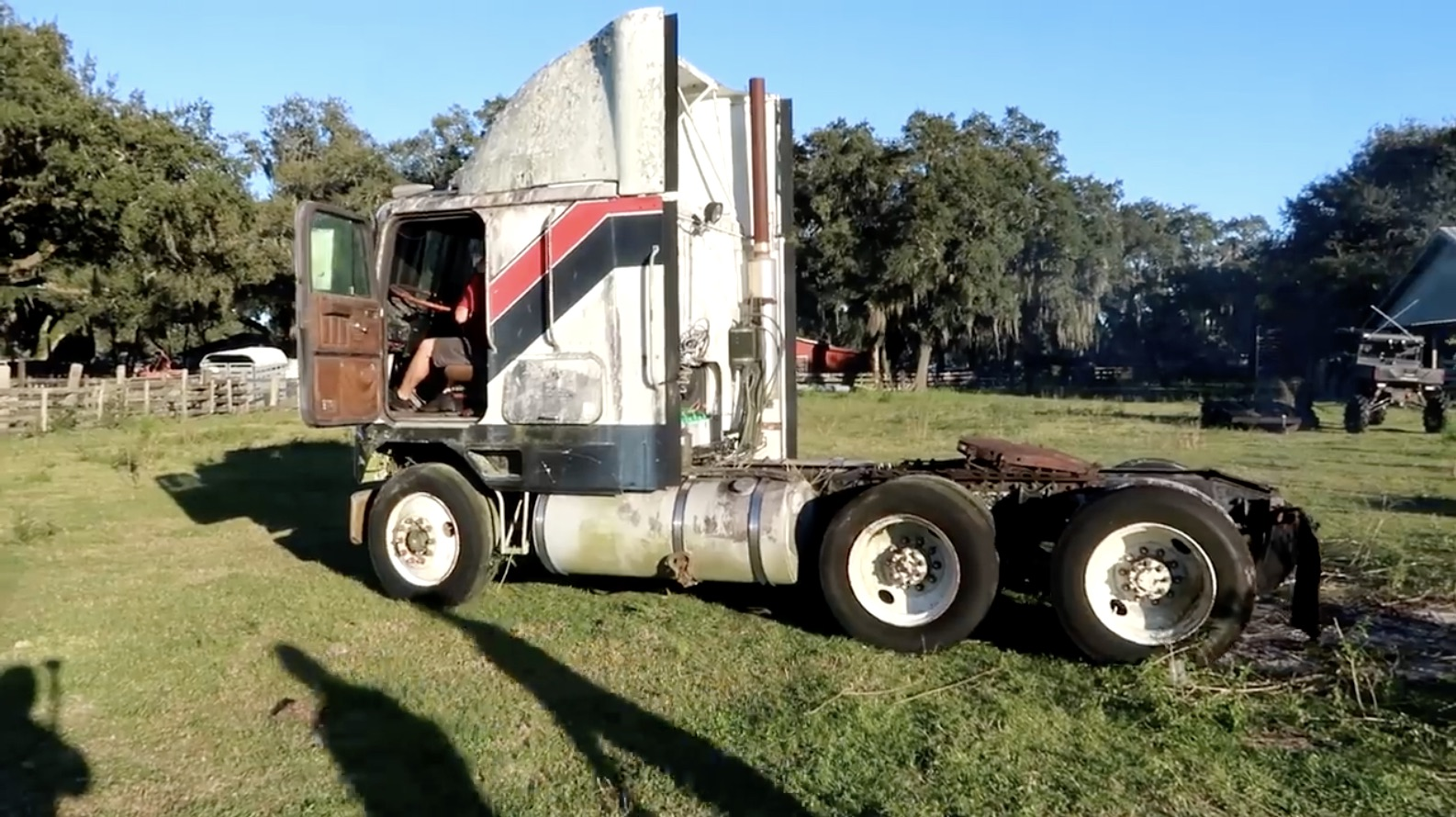 BangShift Question Of The Day: Why Not Own An Old Semi Tractor?