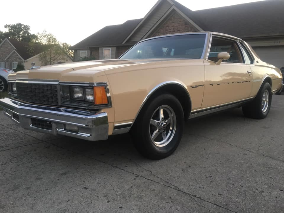 Money No Object: 1978 Chevrolet Caprice Classic – Cream Puff Knockout