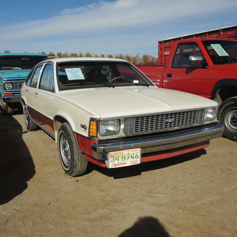 America's Most Insanely Clean 1980 Chevy Citation Is Up For Auction In South Dakota – Bidding At $180