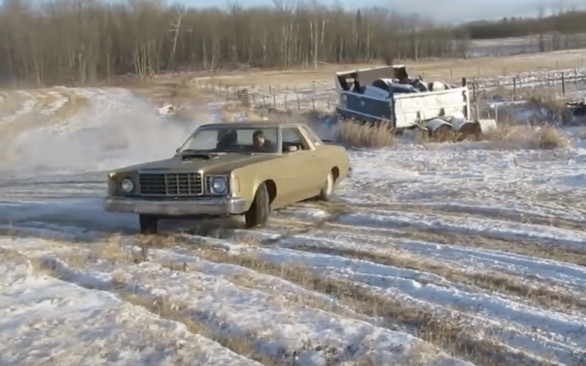 BangShift Question Of The Day: Do You Have Any Great Wintertime Hoon Stories?