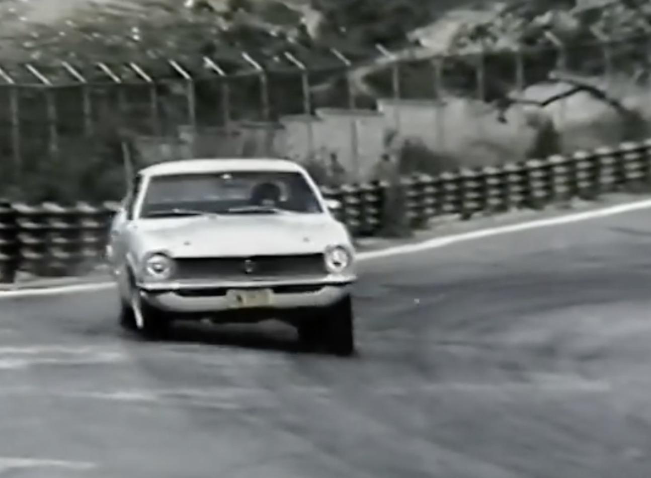 Classic YouTube: Emerson Fittipaldi at Interlagos in a Ford Maverick