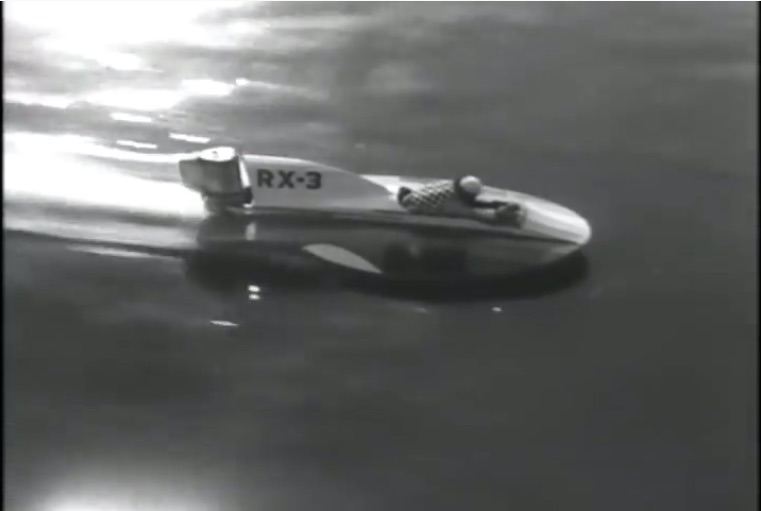 High Stakes 100: The Story Of The World's Fastest Outboard Powered Boat Circa 1958
