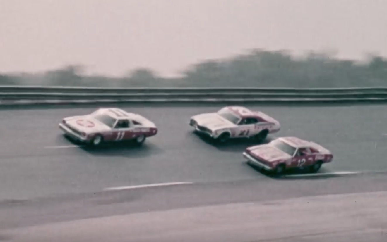 Classic YouTube: 1973 Southern 500 at Darlington