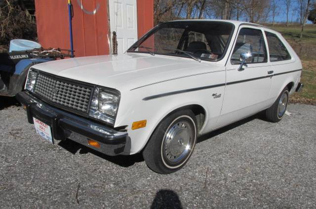 This Might Be The Perfect Econobox! Chevette Greatness Baby!