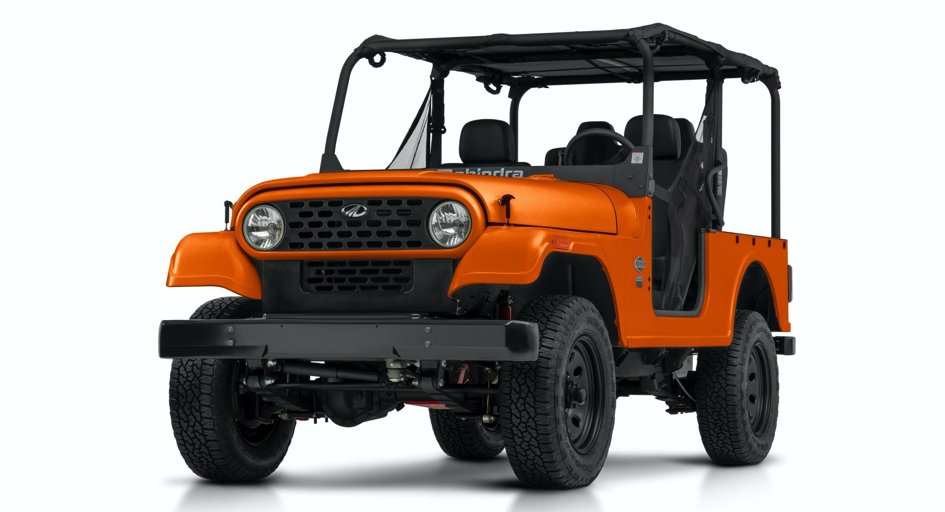 Just Change One Thing: Mahindra Changes Grille On Roxor; Jeep Still Trying To Shut Them Down