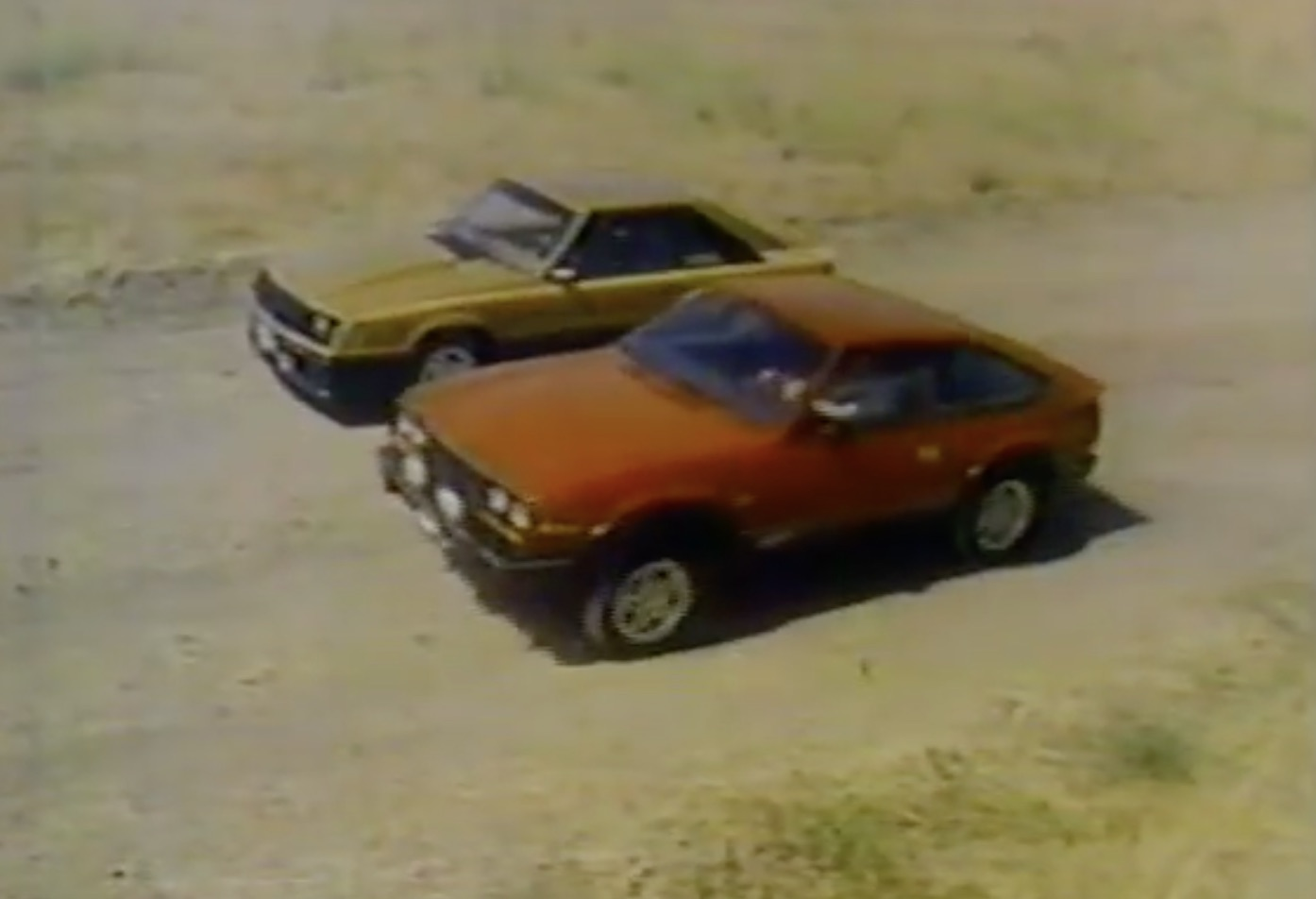 Classic YouTube: AMC Eagle SX/4…Better In The Dirt Than The Pony Cars!