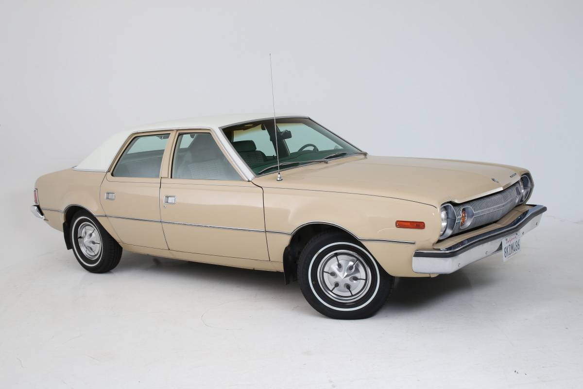 Incredible: The 1973 AMC Hornet That Time Forgot Is Up For Sale – 36,000 Miles, Appears Brand New!