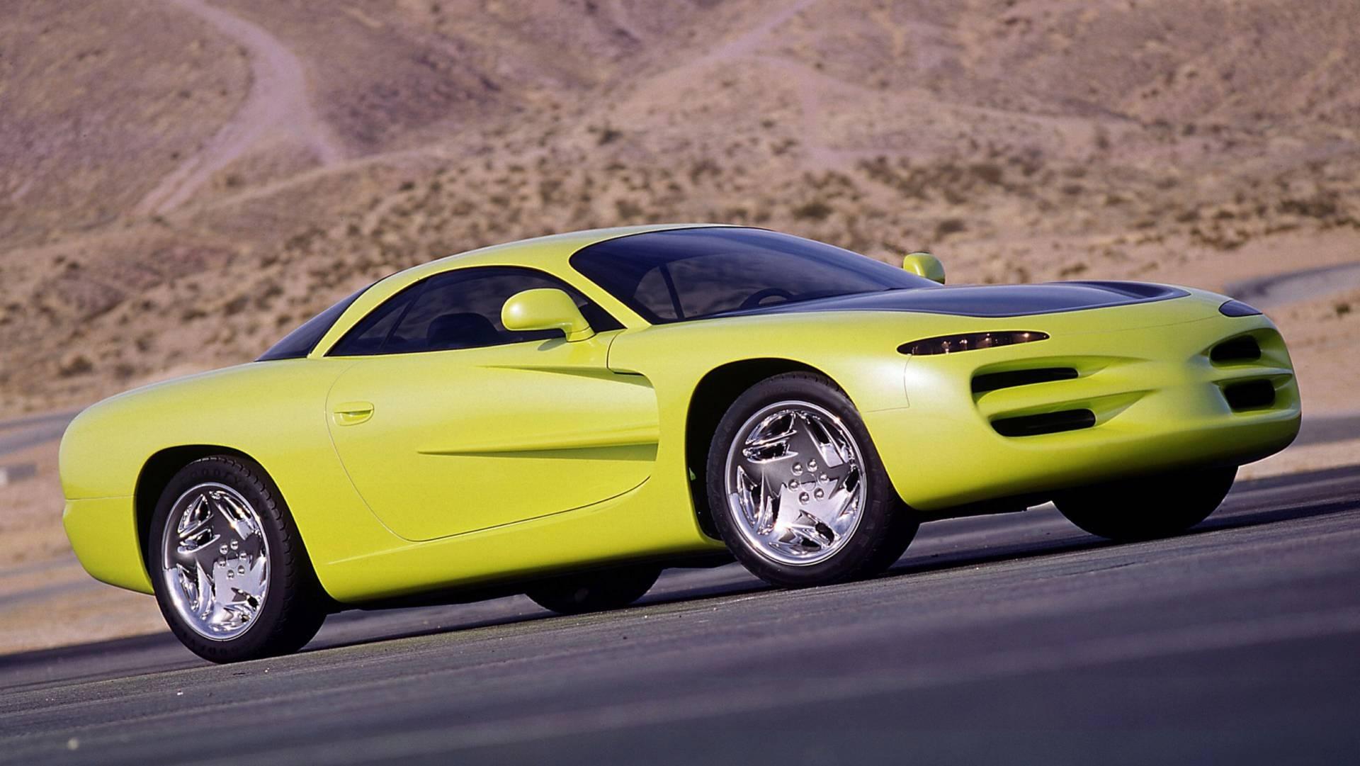 Random Car Review: 1994 Dodge Venom – The False Start Or Testing The Waters?