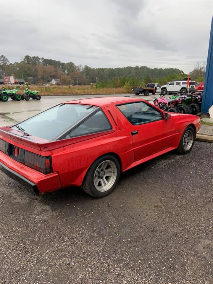 Rough Start: Forever Underrated, This 1986 Conquest TSi Needs To Be Autocrossing!
