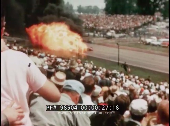 Awesome Racing History: This Film Shows How Firestone Worked To Develop The Racing Fuel Cell 50 Years Ago