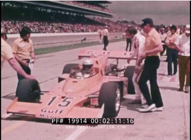 One Heartbeat Away: This Amazing Film Profiles The 1973 Indy 500 From The Inside Out